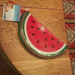 NWT Watermelon Beach Bag
